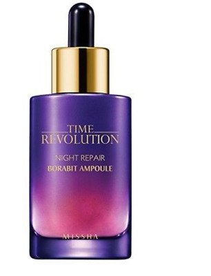MISSHA-Time-Revolution-Night-repair-Borabit-Ampoule-50ml-K-BEAUTY