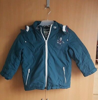383c3b9debb3 KINDER JACKE JUNGE Gr. 104 110 Tom Tailor Winter - EUR 12,00 ...