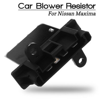 Car Blower Motor Heater Fan Resistor Fit For Nissan Maxima 8980493940 HM637040B