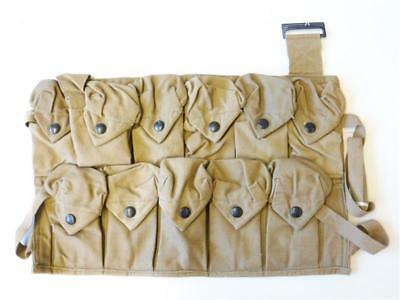 U.S. Army WWI, Handgrenade pouch dated 1918, unused