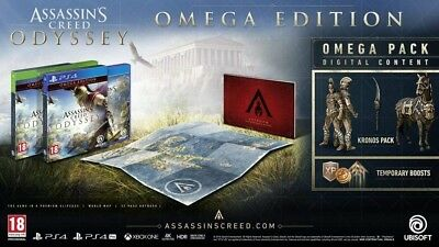 Assasin's Creed Odyssey Edition OMEGA PS4