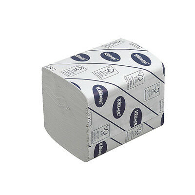 Kleenex Bulk Pack Toilet Tissue 2-Ply 260 Sheets White Pack of 27 4477