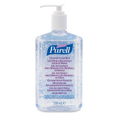 Purell Advanced Hygienic Hand Rub 300ml Bottle 9263-12-EEU00