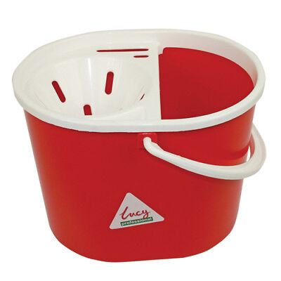 Lucy 15 Litre Red Mop Bucket L1405291