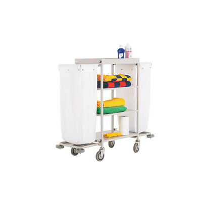 Maid Service Trolley Bags White 306770
