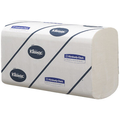 Kleenex Ultra Hand Towels 315x215mm 124 Towels per Sleeve Ref 6778 [Pack 15]
