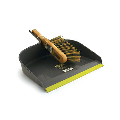Bentley Dustpan and Brush Heavy Duty Large Ref SPCP0014 [SET]