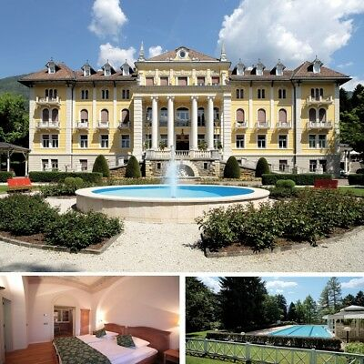 3 Tage Sommer Kurzreise Norditalien ★★★★ Grand Hotel Imperial Levico inkl. HP