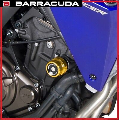 KIT COPPIA TAMPONI SLIDER PARATELAIO BARRACUDA YAMAHA XSR 700