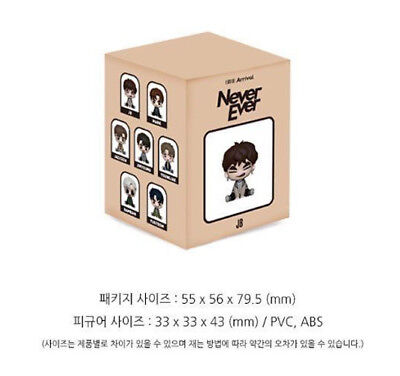 Got7 Official Gotoon Baby Figures (Arrival Ver.) Never Ever [Kpoppin Usa]