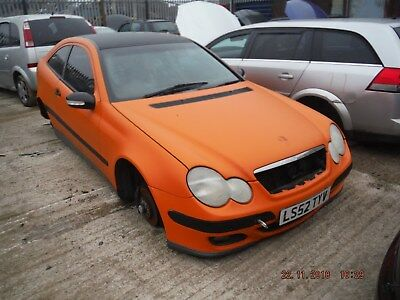 MERCEDES C-CLASS C220 2002 breaking all parts for spares or repairs,WHEEL NUT