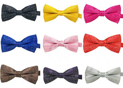 Pet Dog Bow Tie Adjustable Necktie Bowties Bowknot Ties For Large Dogs Cats