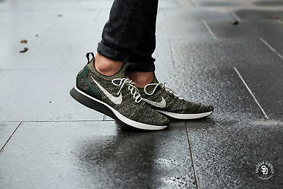 quality design 27fe5 8bca0 Nike Air Zoom Mariah Flyknit Racer Men s Trainers Olive 918264 301