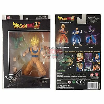 #35856 Build a Figure Shenron BAF Super Saiyan Goku Bandai Dragon Ball Stars