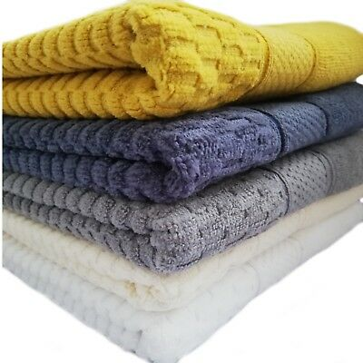 Luxury Towels Hotel Quality 100% Sheared Cotton Soft Towel Hand Bath Towel Sheet