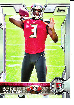 2015 Topps Football Inserts You Pick 10 Finish and complete Your Set!  Rookies!