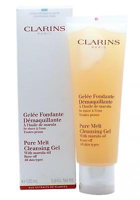 Clarins Cleansers and Toners Gel nettoyant unisexe 125 ml   cod. D96902 FR