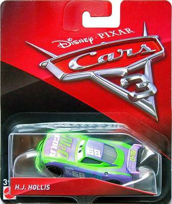 Voiture Disney Pixar Cars 3 Hj Hollis