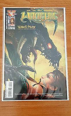 WITCHBLADE #84 - WITCH HUNT PART 5 of 6 (2004) - TOPCOW / IMAGE COMICS **NM**