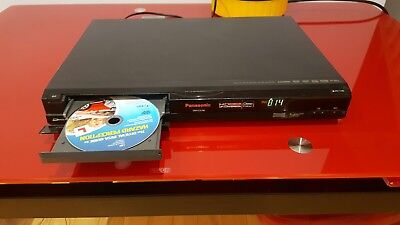 Panasonic DMR-EX768 MULTI REGION DVD HDD Recorder 160GB Freeview Remote, HDMI.