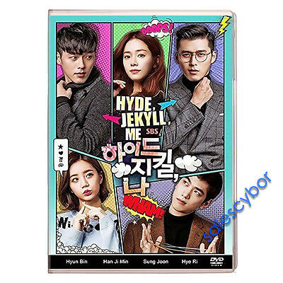 Hyde, Jekyll and I- Korean Drama (4 DVD) Excellent English Subs & Quality