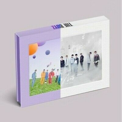 The Boyz-[The Only]3rd Mini Album 2 SET CD+Book+PhotoCard+Film+etc+Gift