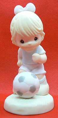 Precious Moments Figurine You'll Always Be A Winner To Me 1997 Enesco 283460