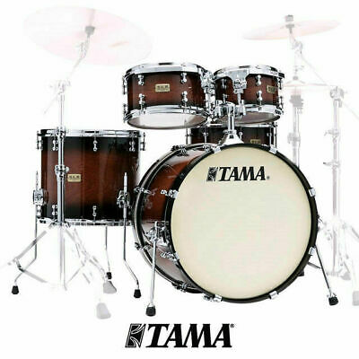 Tama SLP Kapur 5Pce Shell Set Drum Kit + LKP1465 Snare Gloss Kapur Burst Finish