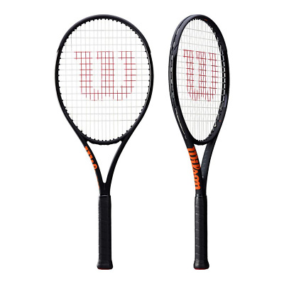 Wilson Burn 100S Countervail Black Racquet - 4 1/2 - FREE Stringing & Grip