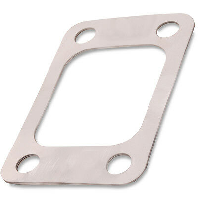 Universal T3 Turbolader Turbo Manifold Decat Exhaust Stainless Gasket