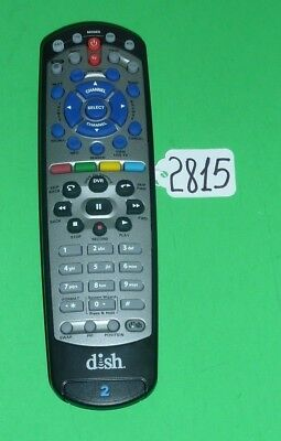 NEW DISH NETWORK 21 1 #2 UHF Satellite Receiver Remote