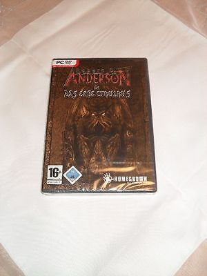 Project Anderson & Das Erbe Cthulhus - PC / Neu in Folie