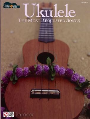 Ukulele The Most Requested Songs Chord Songbook