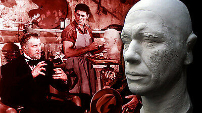 Charles Bronson Life Mask Bust: Magnificent Seven, The Dirty Dozen, Great Escape