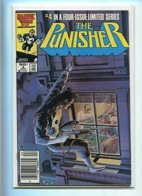 The Punisher #4 Hi Grade Canadian Price Variant Stunning Cover