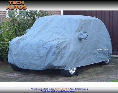 Outdoor Car Cover Waterproof Eclipse Classic Mini Saloon