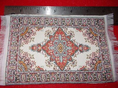 Dollhouse Rug 1:12 scale New Free Shipping