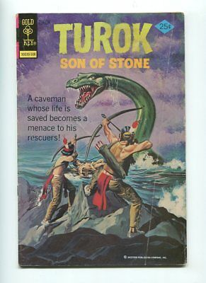 Turok #98 Solid Grade Action Packed Cover Gem