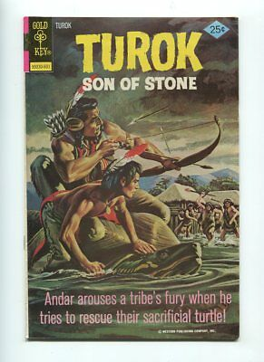 Turok #101 Solid Grade Gorgeous Painted Cover