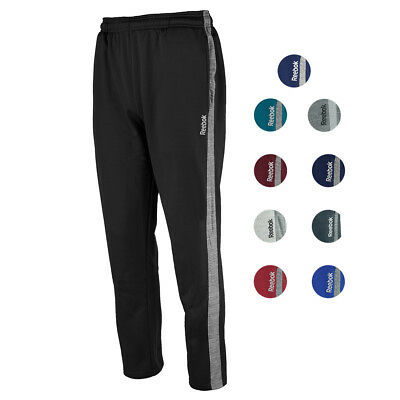 Reebok Men's Tech Side Panel Fleece Pants
