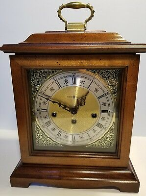 Howard Miller Westminster Chime Mantel Clock Franz Hermle 340-020 612-437