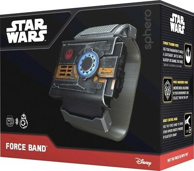 STAR WARS Force Band By Sphero BRAND NEW SEALED AFB01 USA used to control BB-8