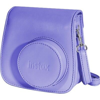 NEW Fujifilm 600015377 Groovy Case GRAPE for instax mini 8 Camera Purple