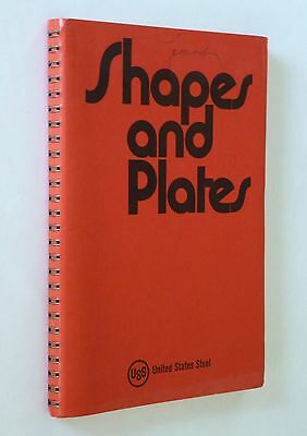 Shapes And Plates - United States Steel 1971