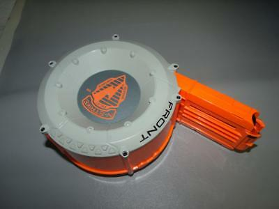 Nerf N-Strike 35-Round Drum Clip Toy Dart Gun Weapon Ammo Magazine Barrel