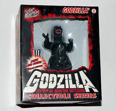Godzilla 2007  Far East Monsters Lights And Sound  Action Figure New In Box