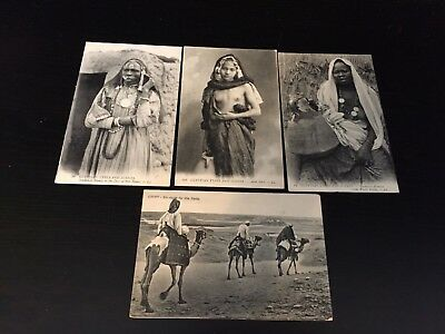 early 1900's Egyptian postcards very collectable