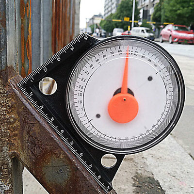 Magnetic Inclinometer Scaffolding Angle Finder Level Gauge Slope Measurement