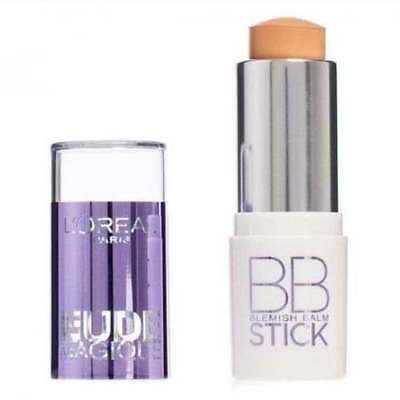 L'OREAL NUDE MAGIQUE BB BLEMISH BALM CONCEALER STICK - LIGHT TO MEDIUM SKIN 9ml