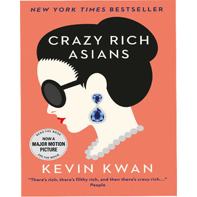 Kevin Kwan 3 books collection set Crazy Rich Asians trilogy pack A Novel PB NEW